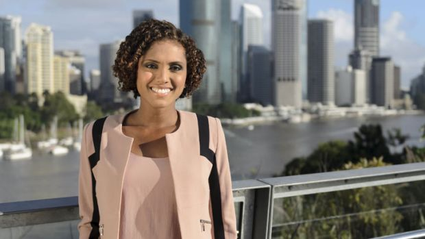 """""""I'm really looking forward to discovering everything there is to know about Queensland,"""" Perth-born Carvalho says."""