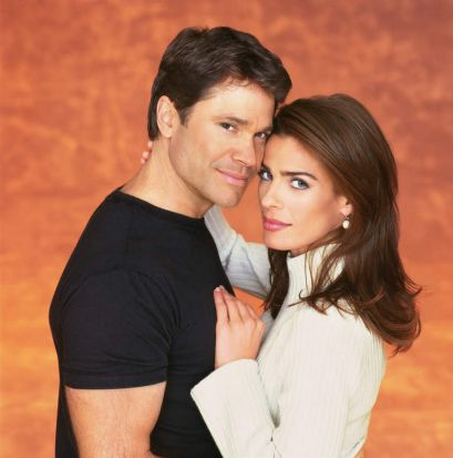Bo and Hope from <i>Days Of Our Lives</i>.