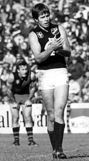 Carlton legend Geoff Southby says there is still a place for the torpedo.