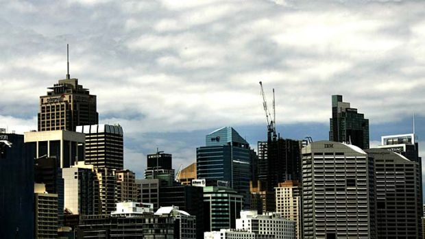 """""""There is a pervasive sense that Sydney's growth is arbitrary and random and that the future of the city is not anchored ..."""