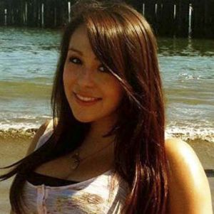 Found dead in her home: Audrie Pott.