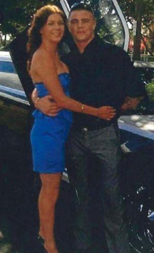 Killed his girlfriend: Sean Lee King.