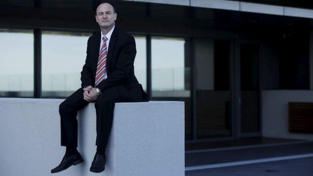 Westpac CIO Clive Whincup says the bank offers a long-haul career path for recruits.