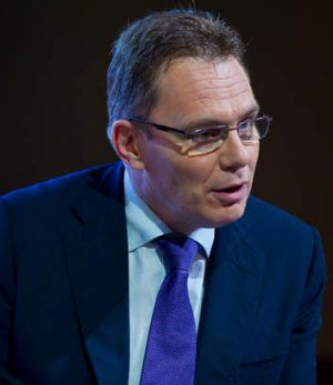 Chief executive Andrew Mackenzie: BHP said his remuneration would be about $7.6 million a year if he meets targets.
