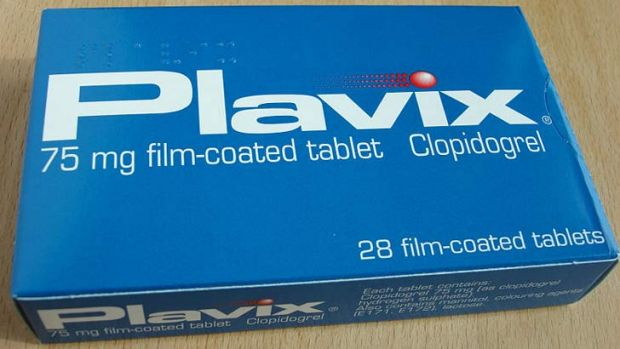 Generic tussle ... the anti-coagulant clopidogrel, sold under the trade name of Plavix.