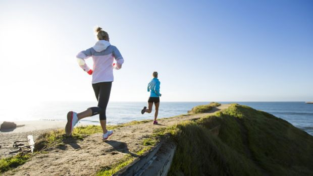 A short run each day could be the key to a longer life.