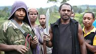 A man named James KAPI 36 yrs of age ,a grave digger living in the area at Mt Hagen called Graveyard Village  admits to ...