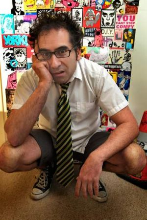 Fashion challenged Danny Katz finally finds his way.