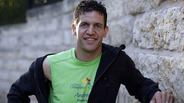 Survivor: Joe Berti.