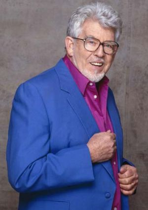 Allegations of sex abuse: Rolf Harris.