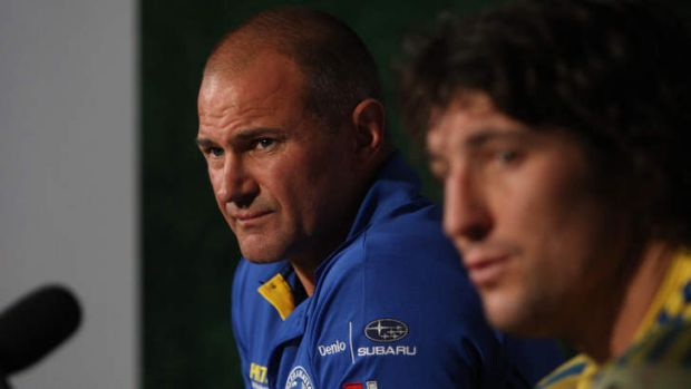 Brad Arthur is in line to replace Steve Price.