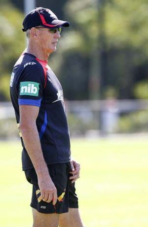 Secret weapon: Wayne Bennett.
