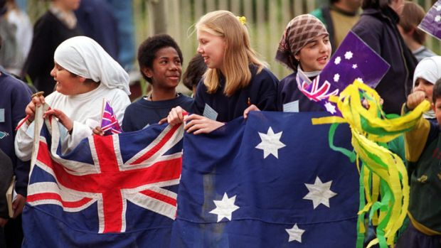 At 9.57pm, the Australian population will reach 23 million people.
