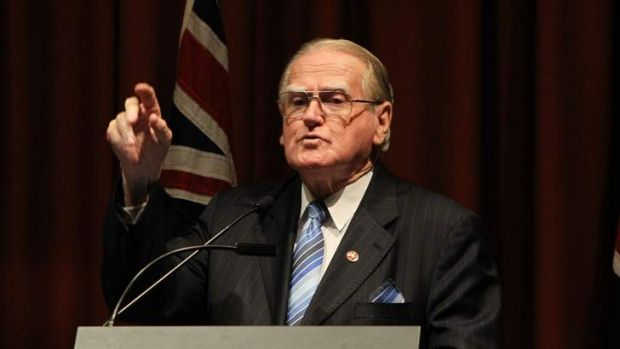 """Fred Nile: """"A great victory for marriage in the NSW upper house."""""""