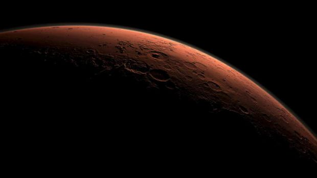 Space odyssey 2023 ... Could man call Mars home? Even if it meant possible death on the red planet?