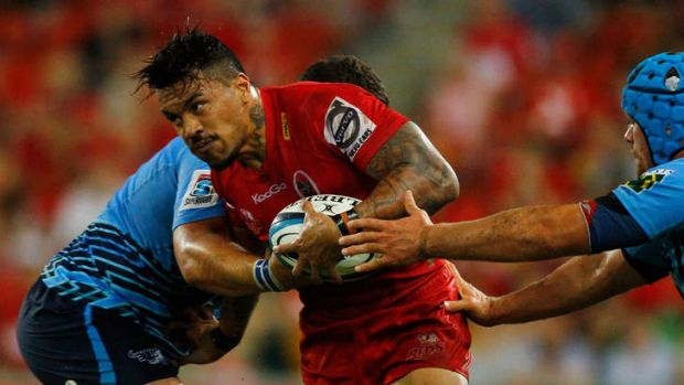 Digby Ioane looks like he's on his way out of the Reds.