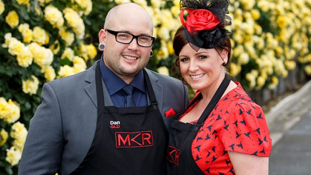 'We want a family' ... Dan and Steph reveal why they took on <i>MKR</i>.