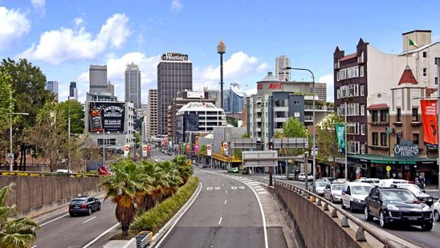 """New """"global city"""": The City of Sydney will stretch from the CBD east to the coast, and south to Botany Bay."""