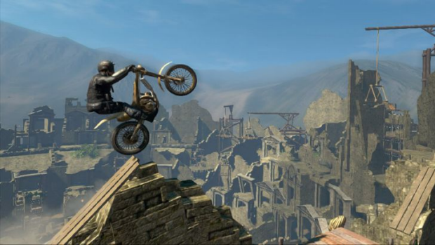 Trials Evolution is notoriously tricky, and the pressure always gets too great for DexX.