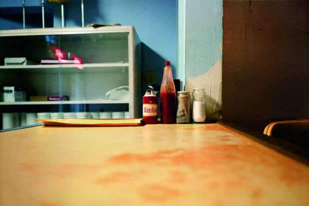 Outstanding Contribution to Photography. Untitled. 1980 fr. Lousianna Project Hot Sauce.