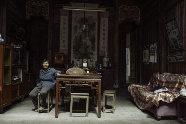 Winner, 3D competition. Timekeeper: inspired by the set up of Hui-style living rooms in the old village houses of Yixian.