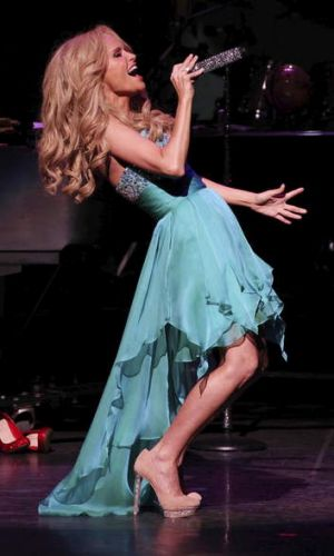 Kristin Chenoweth brings her singing, dancing, acting and comedic skills to Melbourne in June.