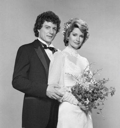 Roman Brady (Wayne Northrop) &amp; Marlena Craig (Deidre Hall) Wedding in <i>Days of our Lives</i>.