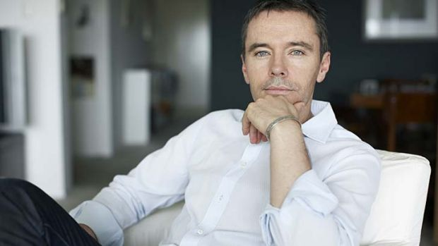 Chilled: The Great Gatsby co-writer Craig Pearce.