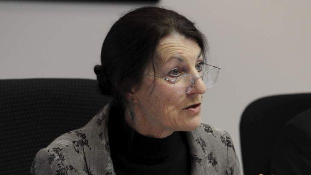 ACT Auditor General, Maxine Cooper.