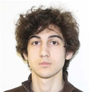 Tamerlan's brother Dzhokhar was captured by police.