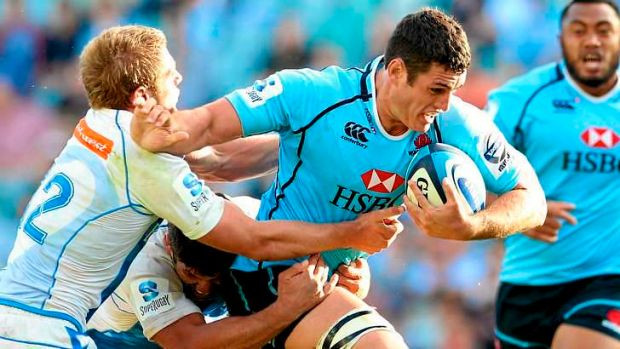 Dave Dennis will lead the Waratahs' charge against the Lions.
