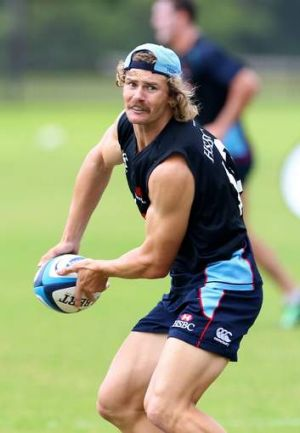 The kicking games of Bernard Foley, Brendan McKibbin and Cam Crawford are developing but the Waratahs are missing the ...