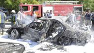 Syria's PM unharmed in Damascus bombing (Video Thumbnail)