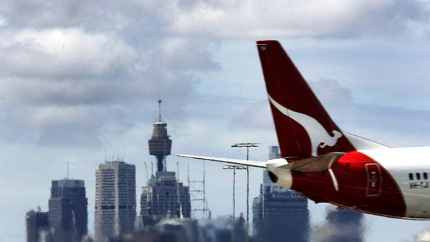 Sydney Airport should remain the country's principle airport, Moore-Wilton says.