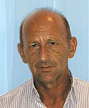 Stabbed to death: Mario Frisoli.