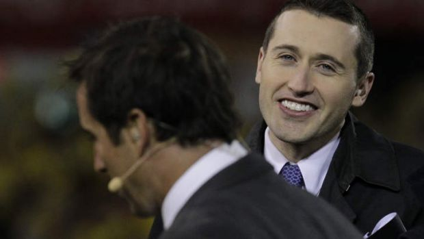 Didn't fancy More Joyous: Tom Waterhouse and Andrew Johns.