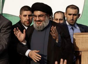 Hezbollah leader Sheik Hassan Nasrallah says Syrian rebels will not be able to defeat the Assad regime, and suggests his ...