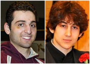 """""""The Boston Globe newspaper reported the new suspects were college students who are alleged to have helped Dzhokhar, ..."""