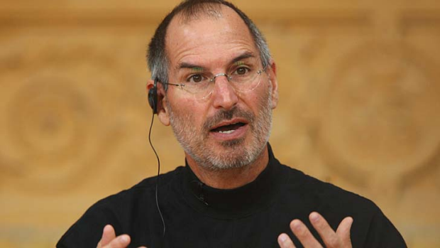 """Steve Jobs told his biographer Walter Isaacson that Ive was his """"spiritual partner"""" at Apple to whom he gave more ..."""