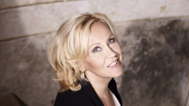 "A for Agnetha: the former ABBA star has ""fantasised"" about singing with Frida Lyngstad again."