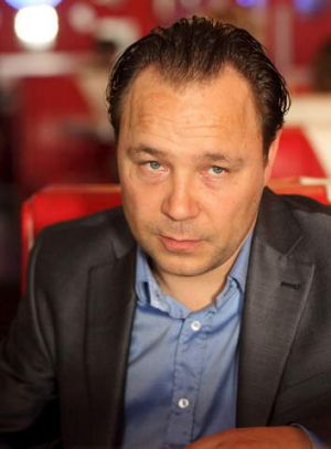 Wasn't he is <i>Snatch</i>? Stephen Graham stars in <i>Good Cop</i> on ABC1.