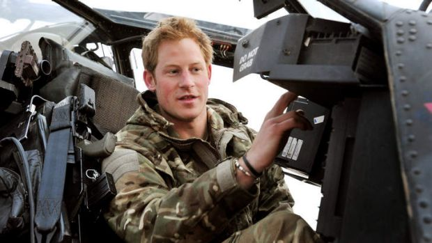 """Gold Coast MP Verity Barton reckons she's """"probably too good"""" for Prince Harry."""