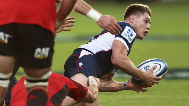 Creating opportunities: James O'Connor has notched up five try assists.