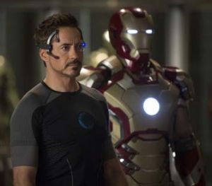 Action-packed: Robert Downey jnr takes the audience for a wild ride.