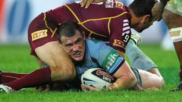 Prop or back-row? Either way, Paul Gallen is a walk-up start.