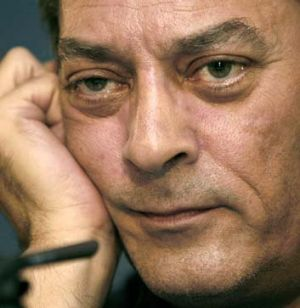 Correspondent from afar: Gregarious Paul Auster.