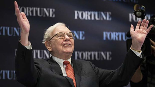 Warren Buffett goes out of his way to prove his fallibility.