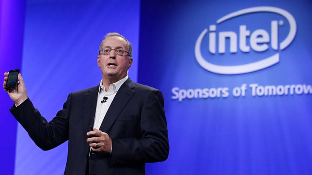 Retired: Former Intel CEO Paul Otellini.