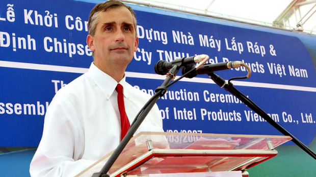 Promoted: New Intel CEO Brian Krzanich.
