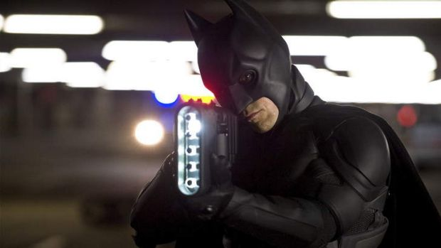 Hollywood fears New York's gun control law could have films such as <i>The Dark Knight</i> in its sights.